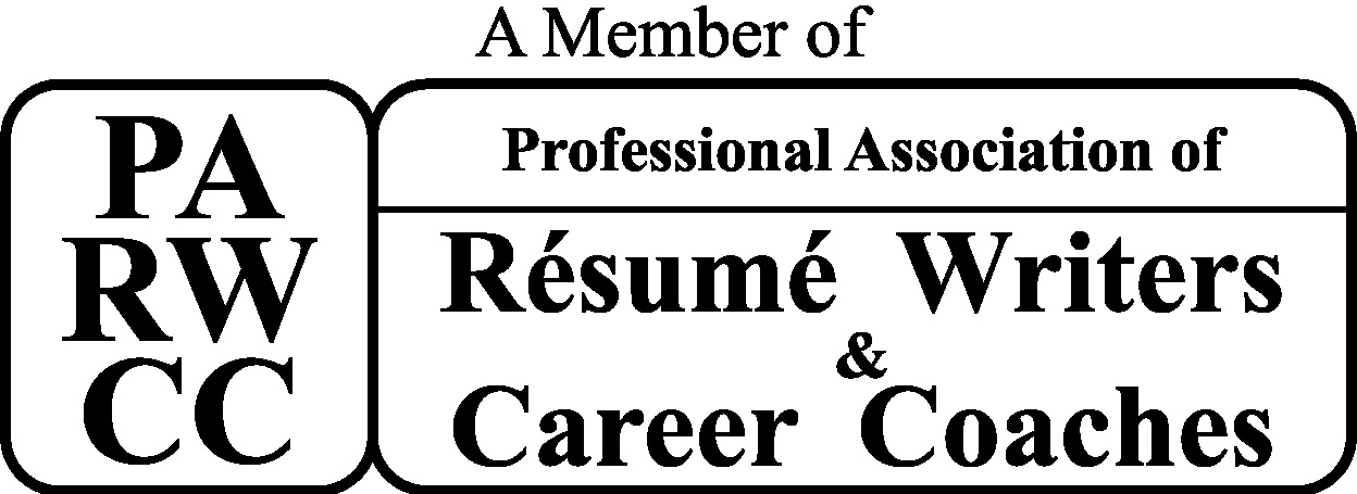 member of the professional association of resume writers and career coaches